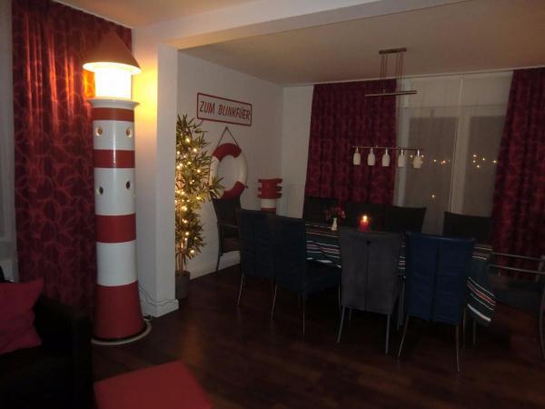 Leuchtturmferien zu Weihnachten